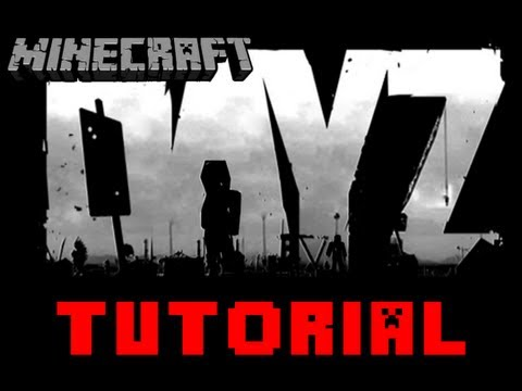 Minecraft 1.6.2: How to Install DayZ Mod on Minecraft Premium|Cracked
