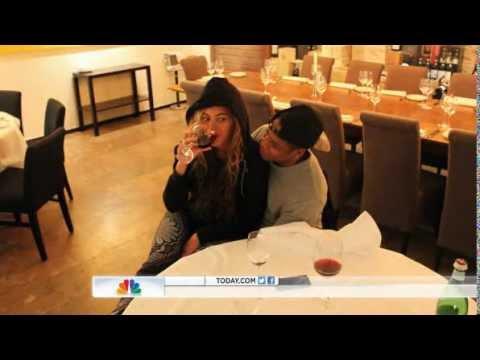 Beyonce laughs off pregnancy rumors