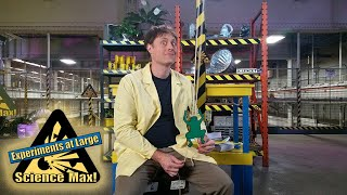 Science Max|FULL EPISODE|Mousetrap Boat| SCIENCE