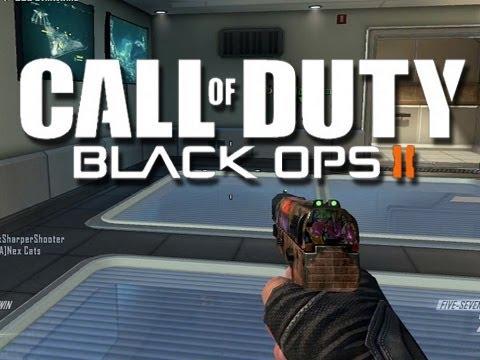 Black Ops 2 - Hitting On Girls!  (Four Girls in One Lobby!)