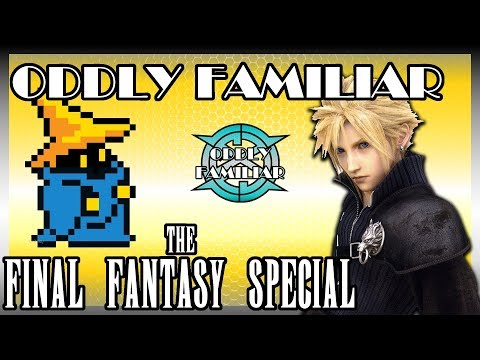 10 Video Game Songs That Sound Oddly Familiar | Episode 6 | Final Fantasy Special