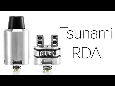 Tsunami RDA by GeekVape