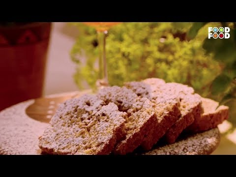 Pineapple And Walnut Bread | Super Foods | Chef Shantanu Gupte | FoodFood