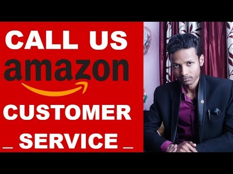 How can i contact amazon customer care service in hindi