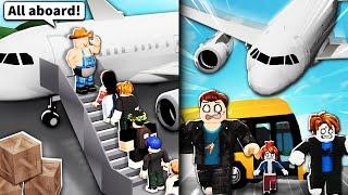 I became a Roblox pilot...