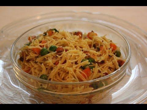 ऐसे सेवई बना कर खाएंगे तो नूडल्स और मैग्गी भी खाना भूल जाएंगे | Vermicelli Upma | Vermicelli Pulav |