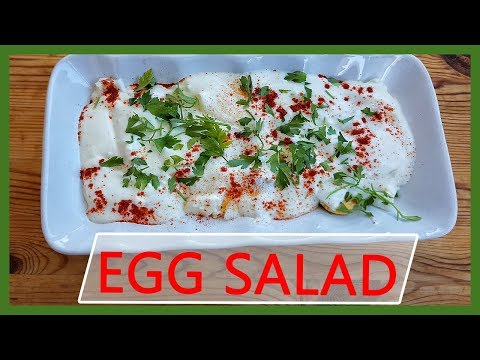 How to Make Egg Salad with Greek Yogurt