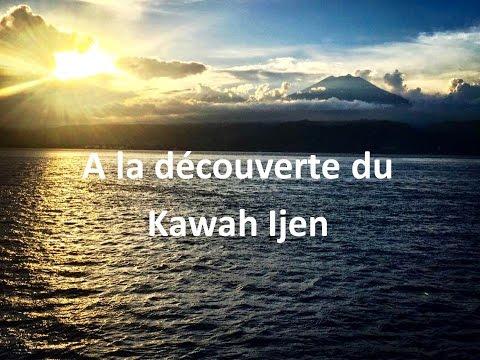 À la découverte de Kawah Ijen