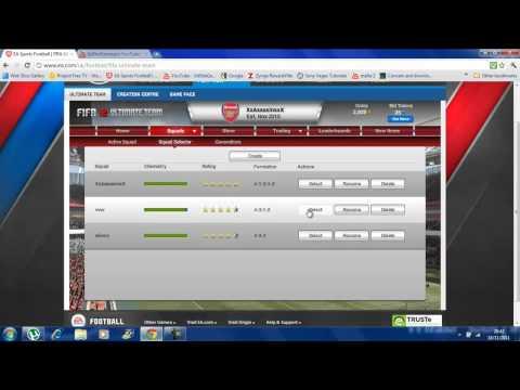 Fifa 12 Ultimate team La liga team (Almost)
