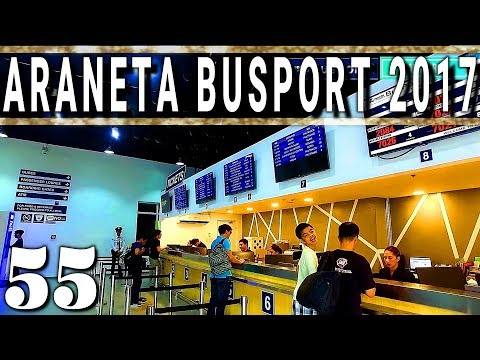 Araneta Busport Review 2017