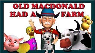 Old Macdonald Had A Farm Song With Lyrics - Children