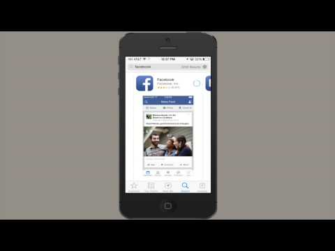 Connecting a Mobile Phone to a Facebook Account : Tech Tips & Tricks