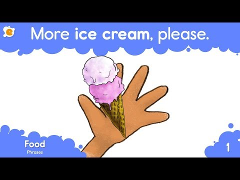 More Ice Cream, Please! - Good Manners for Kids by ELF Learning