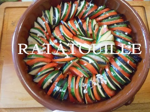 HOW TO MAKE RATATOUILLE - ByFrenchCook