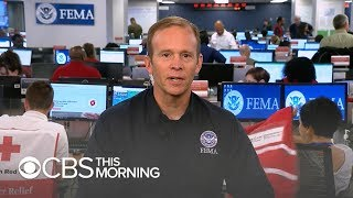 """FEMA chief on Hurricane Florence: """"This is going to be a frustrating event"""""""