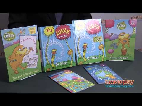 The Lorax Books from Random House