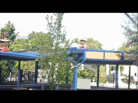 The Comet at Hershey Park