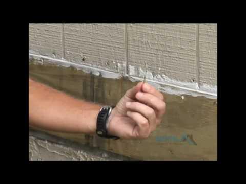 Hardie Plank Install Guide