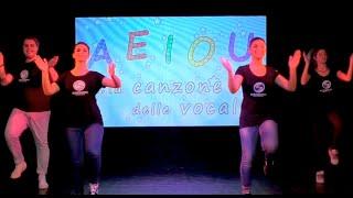 La canzone delle vocali - AEIOU - canzoni per bambini - baby music songs