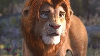 This Fan Awesomely Reimagined The Lion King Characters