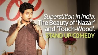 The Beauty of Nazar : Superstition in India | Kenny Sebastian