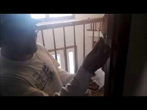 How to Repair a Broken Door Jamb