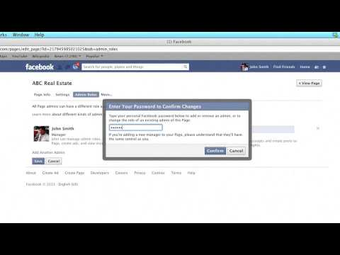 How To Make Someone An Admin On Your Business Facebook Page - Socially Listed
