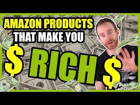 How to find Amazon products that make you rich