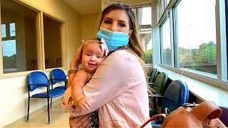 Layla goes to the DOCTOR!