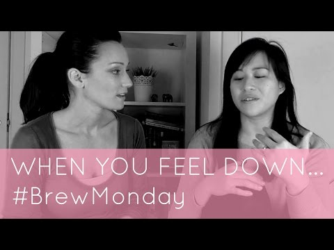 Feeling down or depressed? Turn Blue Monday into #BrewMonday