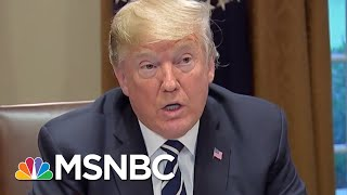 NYT: Donald Trump Has Known Vladimir Putin Ordered Hacks Since January 2017 | The 11th Hour | MSNBC