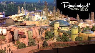 Star Wars Land unveiled at D23! Sea Serpents, Bob Gurr, and more!