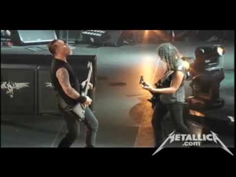 Metallica - Suicide & Redemption - Live Debut in Copenhagen (2009)
