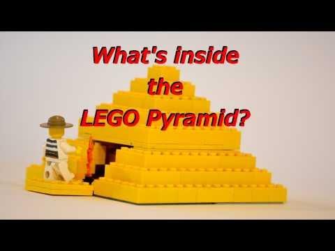 LEGO Pyramid Design