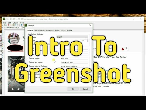 Intro to Greenshot, a screenshot snipping tool for both Windows and Mac
