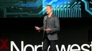 Free your mind to evolve faster: reboot, rewire & rethink | Scott Ely | TEDxNorthwesternU