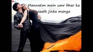 Daayere - Dilwale   Full Song with LYRICS   Shahrukh Khan   Kajol   Varun Dhawan   Kriti Sanon
