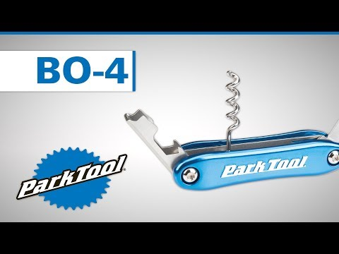 BO-4 Corkscrew Bottle Opener