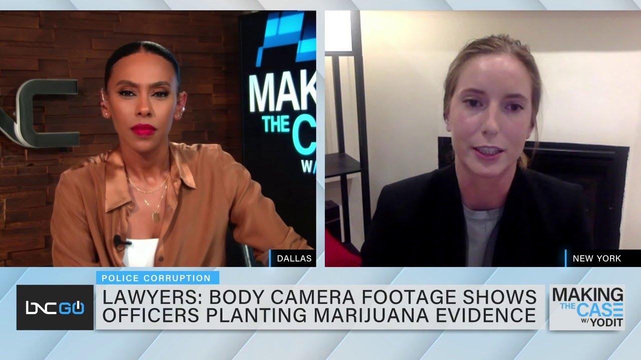Body Camera Evidence Shows Police Officers Planting Drugs, Framing Black Men