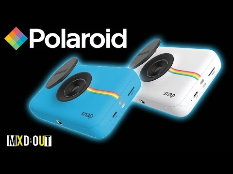 Oh SNAP! The Polaroid Snap Instant Camera! | Review