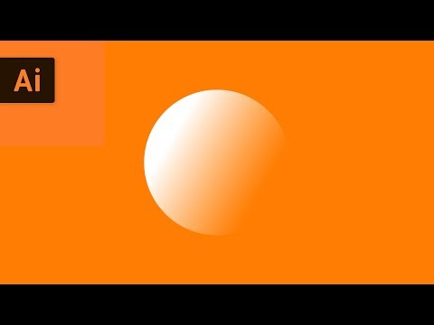 Gradient Fill Transparency | Illustrator Tutorial