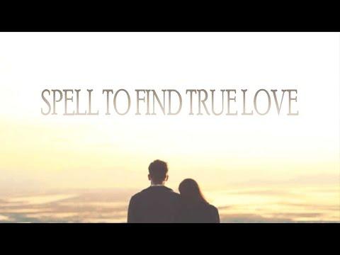Spell to Find True Love