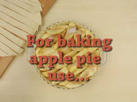 Best Apples for Baking (and other delicious things) - The Old Farmer's Almanac