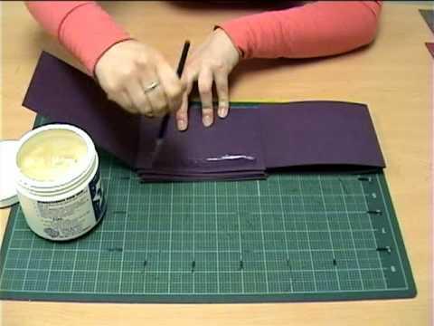How to Make an Accordion Fold Book by Emily Embrescia Joyce