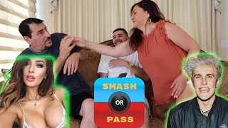 PARENTS Smash or Pass Youtubers!!