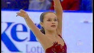 Sasha Cohen - 2000 U.S. Figure Skating Championships - Long Program