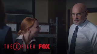 Agent Einstein Questions Sully About DNA Tampering | Season 10 Ep. 6 | THE X-FILES