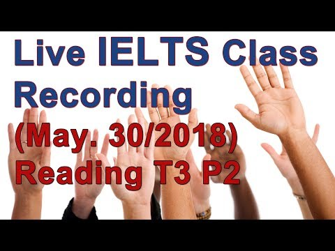 IELTS Reading for High Scores Example T3 P2