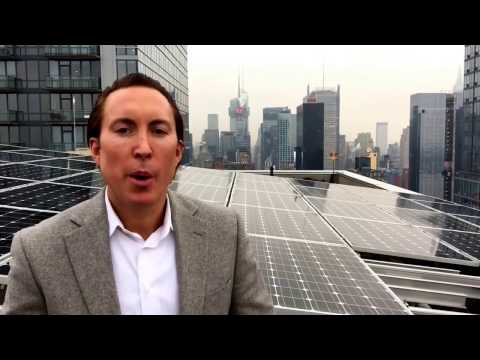Daniel Neiditch from the Atelier Condo discusses solar power
