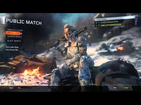 Bo3 with corey and other guy